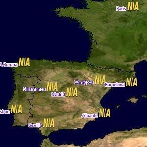 Benidorm Weather (Homepage)