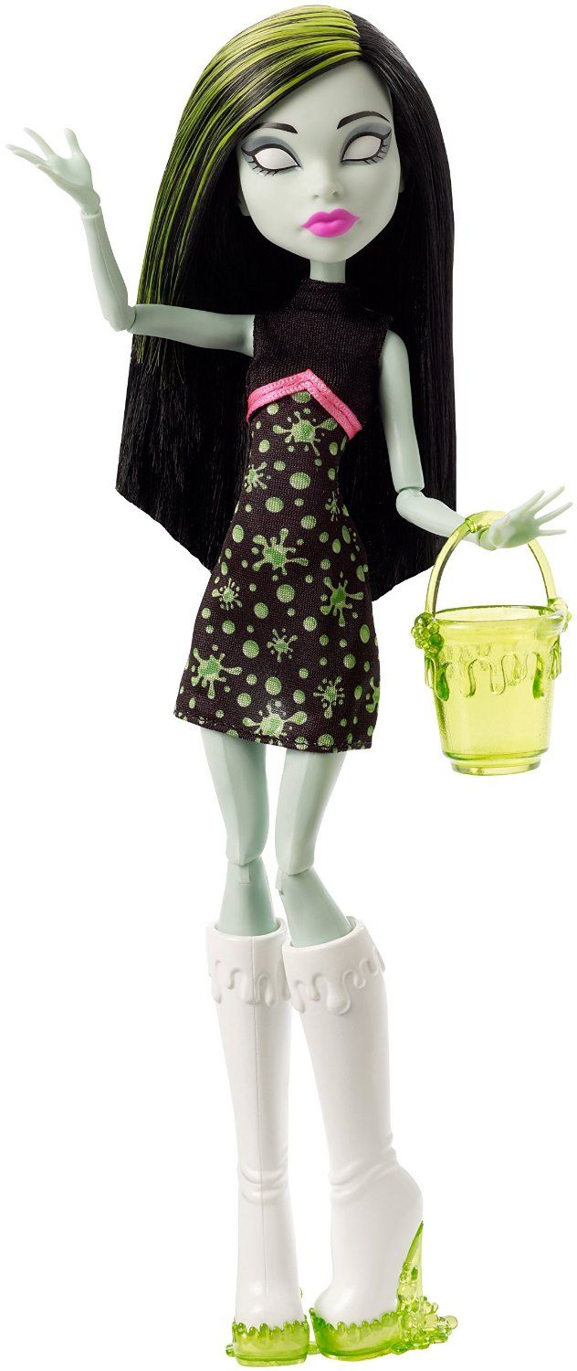 Amazon.com: Monster High Ghoul Feria Scarah Screams Doll: Juguetes y Juegos