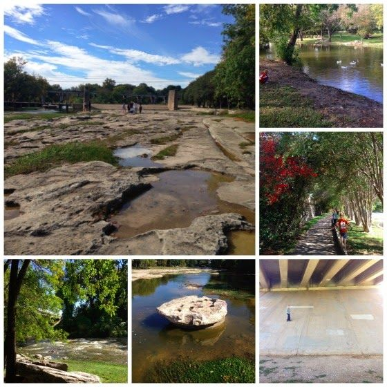 Free Fun in Austin: 5 Free Things to do in Round Rock (We LOVE Memorial Park!)