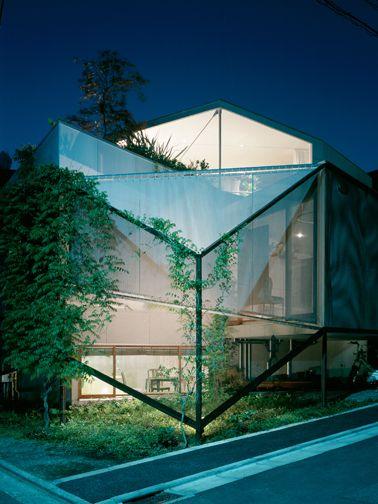 .: Projects, Koichi Torimura, E Houseft, Architecture Houses, Gesture, Ft Architects, Architecture Details, Architecture Design, Amazing Architecture