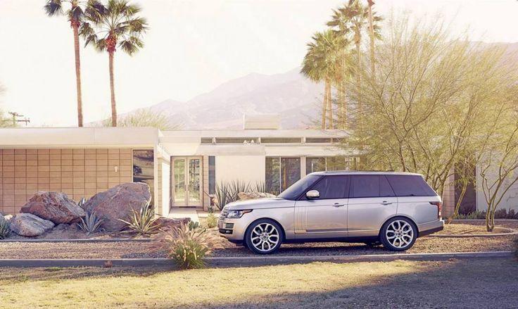Her an maceraya hazır. Range Rover. #Otomol