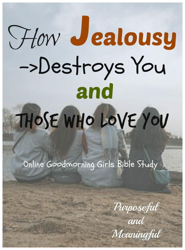 Just how dangerous is do you think jealousy is?It destroys you and those who care about you. Follow the Good Morning Girls Bible Study on 1 Samuel Part 4 – P&M