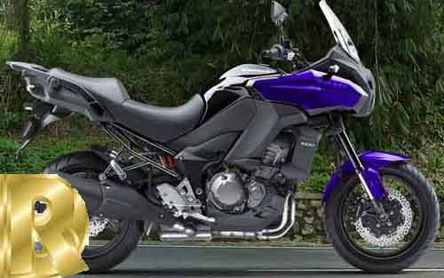 Motor Kawasaki 1000 Versys review