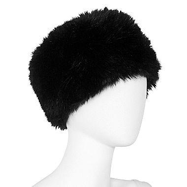 Liz Claiborne® Faux Fur Hat - jcpenney: Faux Fur, Fur Hats