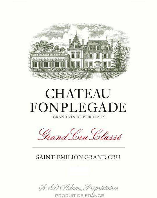 Saint Emilion Chateau Fonplegade
