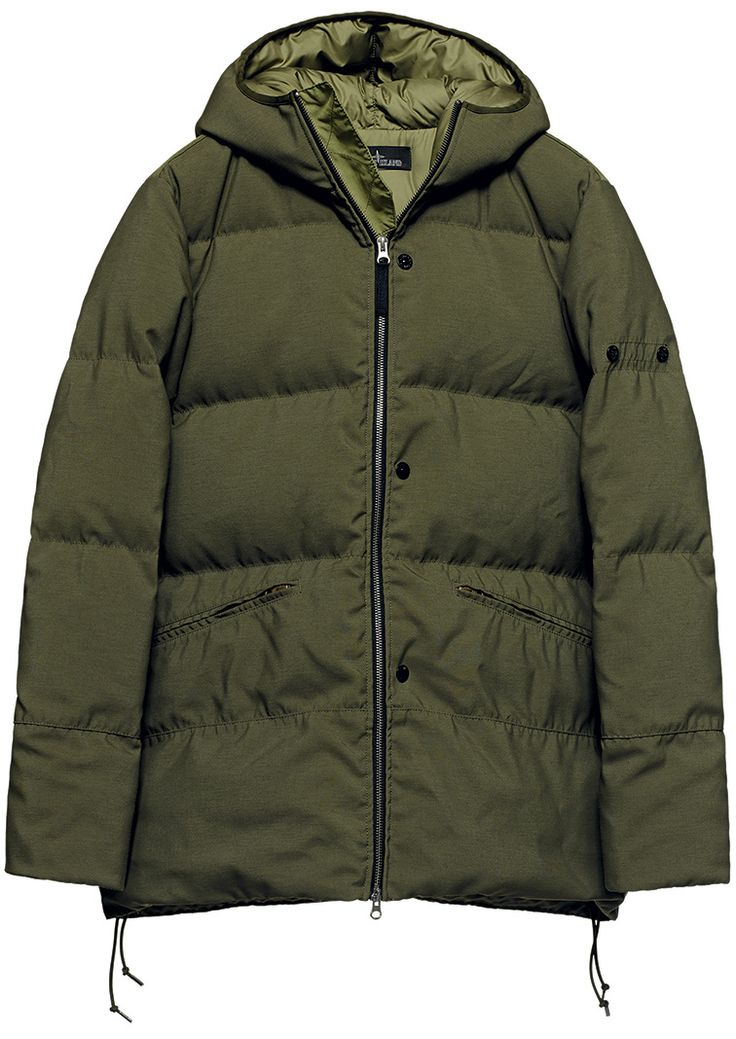Stone Island Shadow Project_AW '014'015 40604 Down Jacket _ Hollowcore PL   www.stoneisland.com
