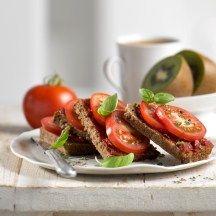 Ontbijt, Italiaanse sandwich met tomaten, 5p