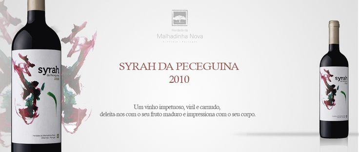 #redwine #portuguesewine #peceguina #syrah #syrahgrape