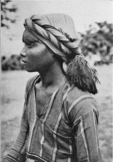 A Wild Tingian of Apayao. The Tingians of Apayao have proved to be the most difficult of the hill-tribes of Northern Luzón to bring under effective governmental control. With them head-hunting is connected with religious beliefs and observances The Philippines Past and Present By Dean C. Worcester Secretary of the Interior of the Philippine shared by JBracken —