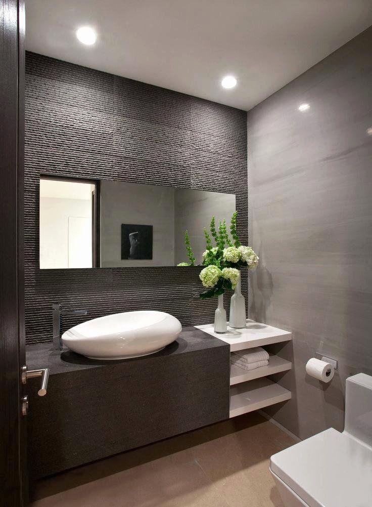 Modern Bathroom Remodel In 2020 Bathroom Design Small