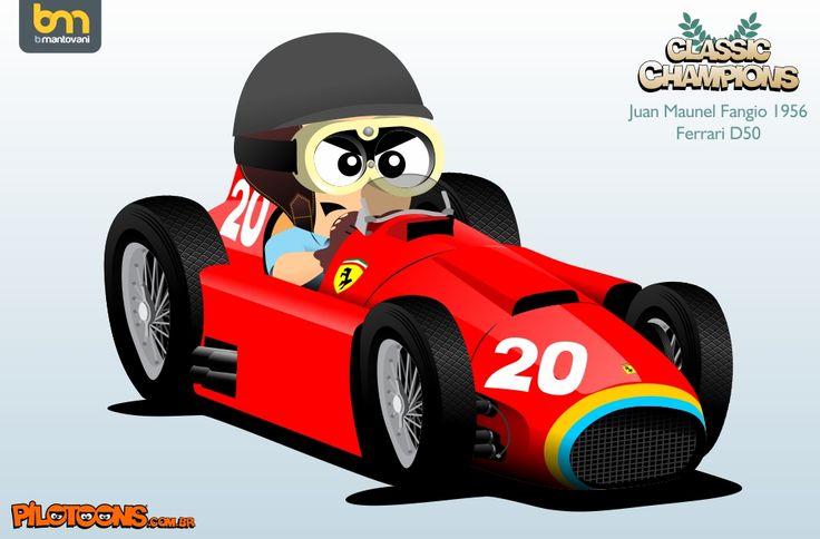 Fangio 1956