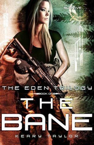23 best sci fi images on pinterest ya books books to read and libros the bane the eden trilogy 1 by kerry taylor cybernetics colonists fandeluxe Choice Image
