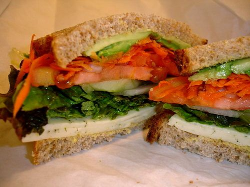 10 Sandwiches to jazz up your lunch box
