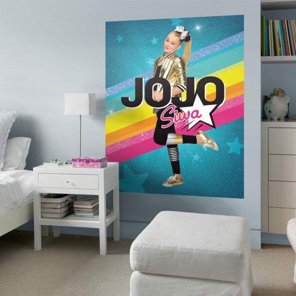 Girls Bedroom Ideas Jojo Siwa Nickelodeon Wall Decals Jojo Siwa Kid Room Decor Jojo
