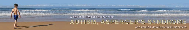 The autism site provides these links and forums to help parents access further information.