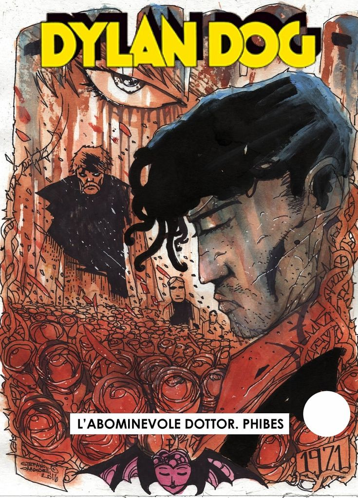 "Stefano Cardoselli presenta: Dylan Dog in ""L'abominevole dottor Phibes"""