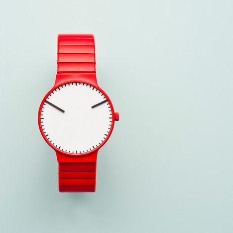 Cling watch by Michael Remerich.