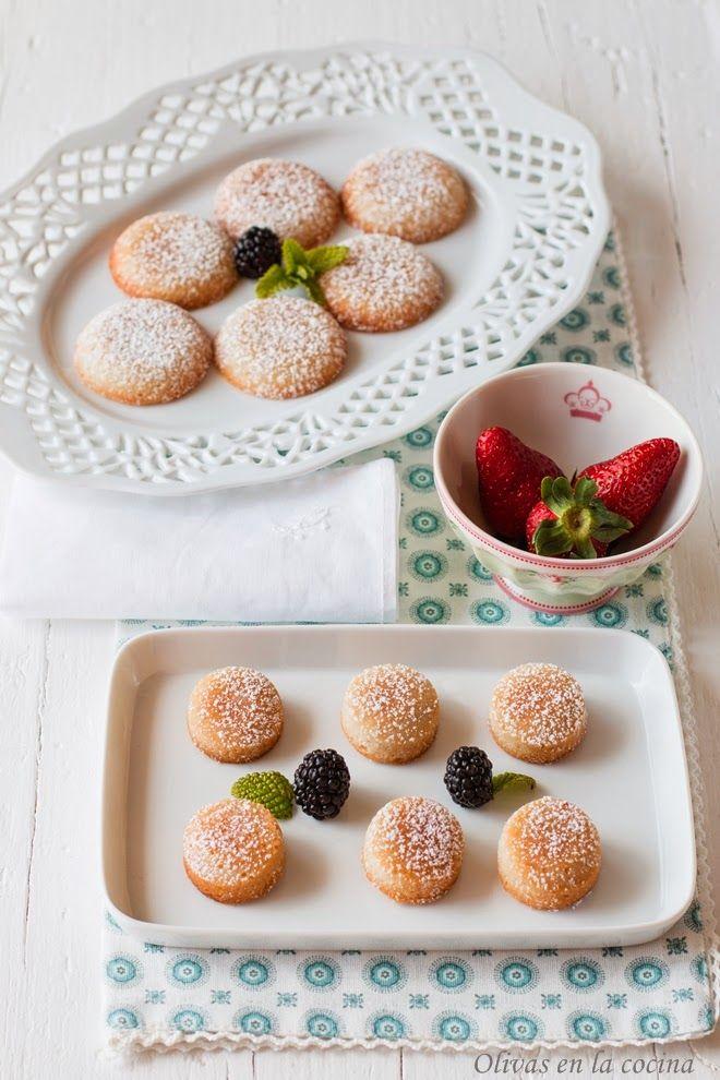 Infantes, un dulce hecho con almendras que en versión bocado resulta ideal para acompañar el café.