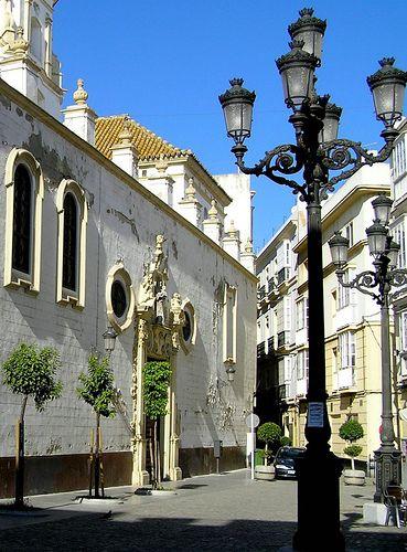 #Spain - #Cádiz - Plaza del Stmo. Cristo de la Veracruz