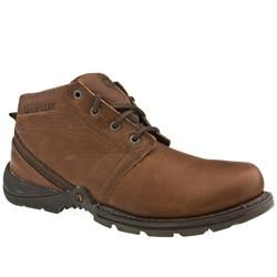 Caterpillar Male Harding Leather Upper Casual Boots in Brown CATERPILLAR Harding The classic Chukka boot is a style which for years has been a favourite amongst men the world over. The Harding from Caterpillar has iTechnology, which means that you get the durab http://www.comparestoreprices.co.uk/mens-shoes/caterpillar-male-harding-leather-upper-casual-boots-in-brown.asp