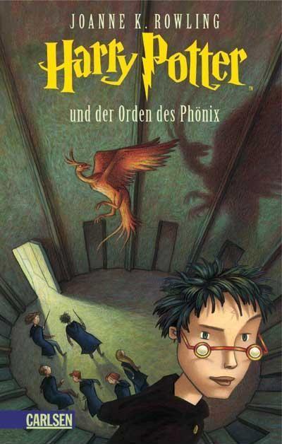 7 best german potter covers images on pinterest good books harry potter und der orden des phnix band joanne k fandeluxe Images