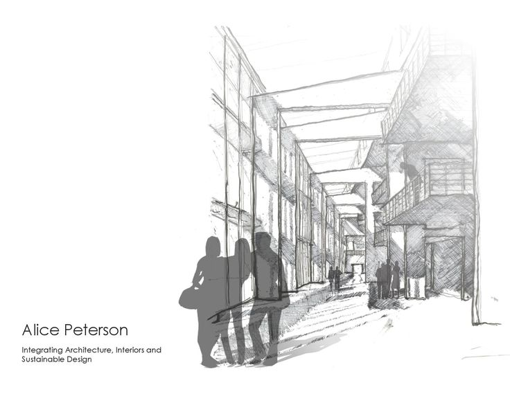 Alice Peterson Portfolio This is a sample of my undergraduate architecture work at the University of Oregon