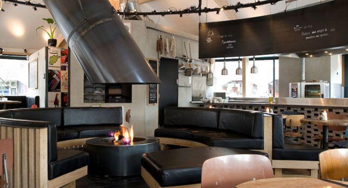 Café Zurich - Mercatorplein - Amsterdam West