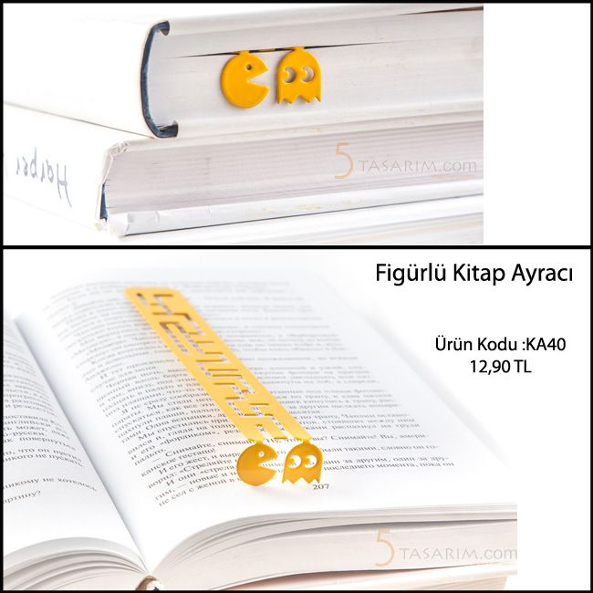 kitap ayraçları KA40