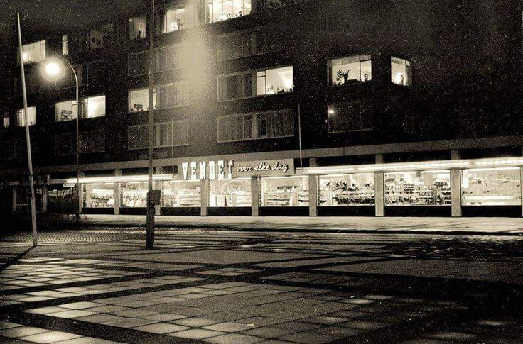 De VENDET, Voorburg Koningin Julianalaan (plm.1966)