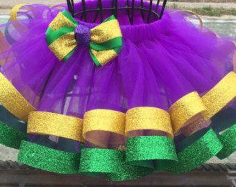Multicolored Paisley Tutu Bow Holder Hair Bow Holder