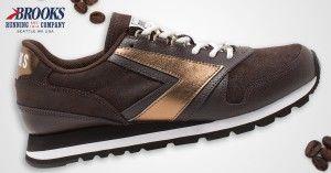 Brooks Heritage Coffeehouse Collection | Dark Matter Coffee + Fleet Feet Sports - Chicago