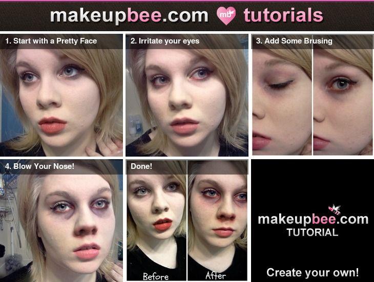 15 best Horror Makeup images on Pinterest | Horror makeup, Fx ...