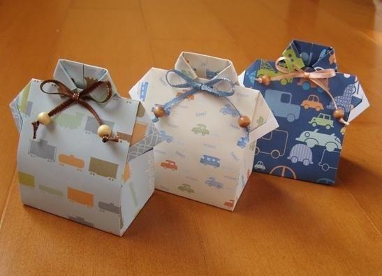 Dad shirt gift wrap