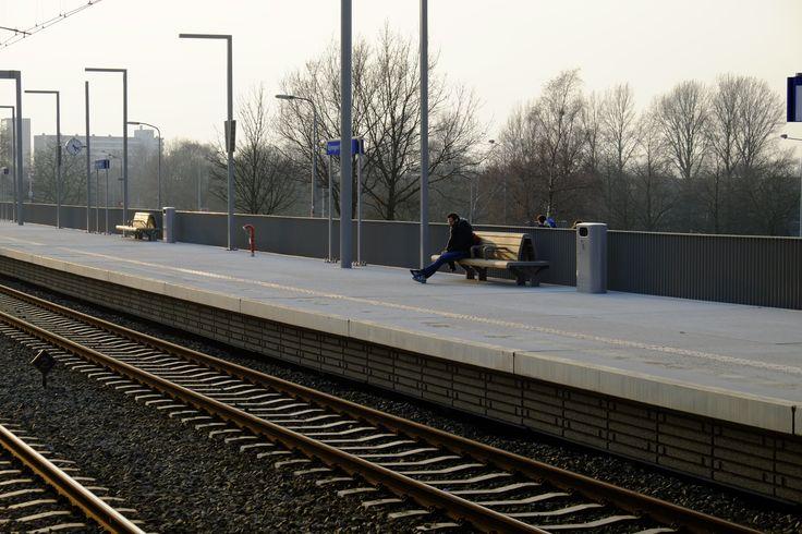 Station Goffert Nijmegen, FSC Prorail, Jan Kuipers Nunspeet, Koninklijke Dekker