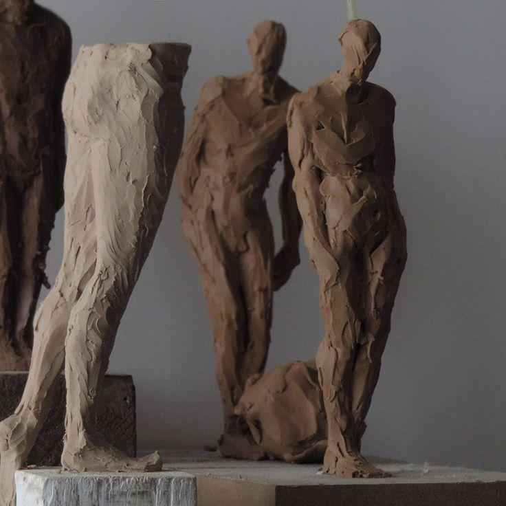Sculptures by Soheyl Bastami