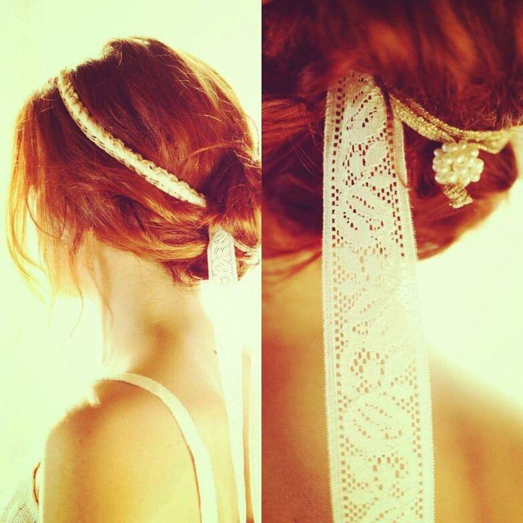 Bridal wreath  www.alexandravelentza.com