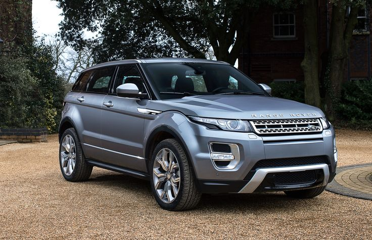 The Range Rover Evoque Looks More Expensive Than It Is: Review - Bloomberg Business