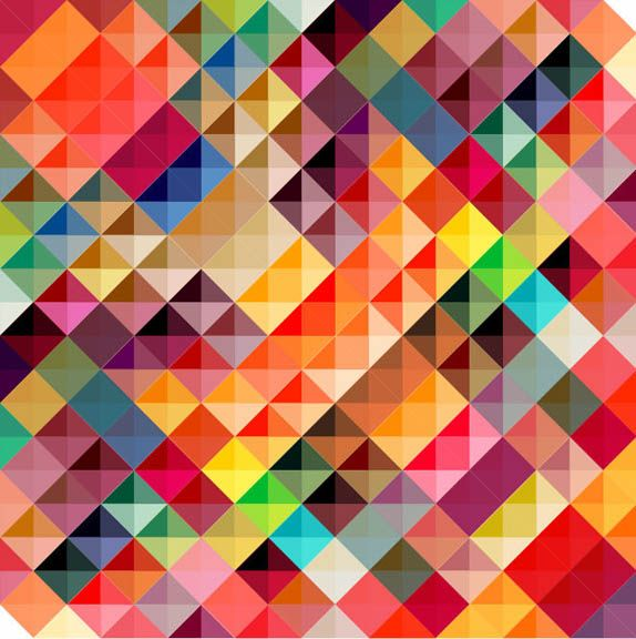 abstract funky pattern wallpaper - photo #29