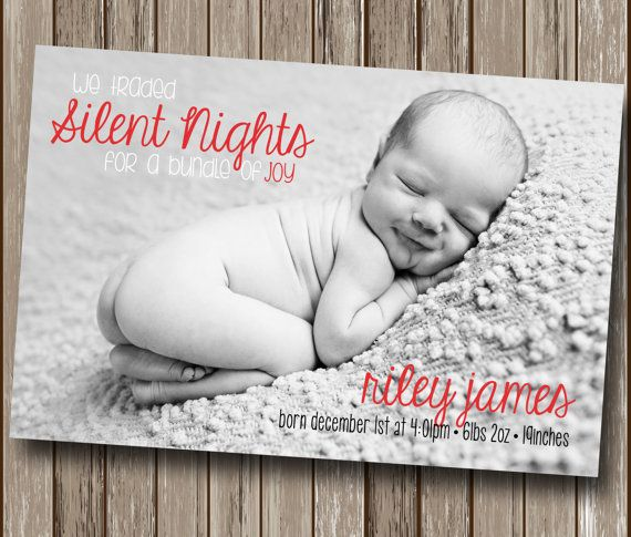 1000 images about birth announcement – Printed Birth Announcements
