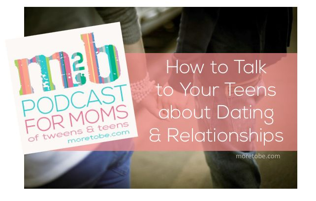 How to talk to teens about dating christian