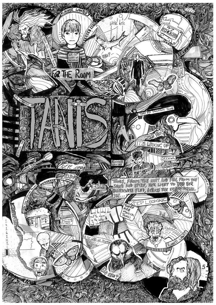 TANIS (tanispodcast) Twitter Nerd life, Black tapes