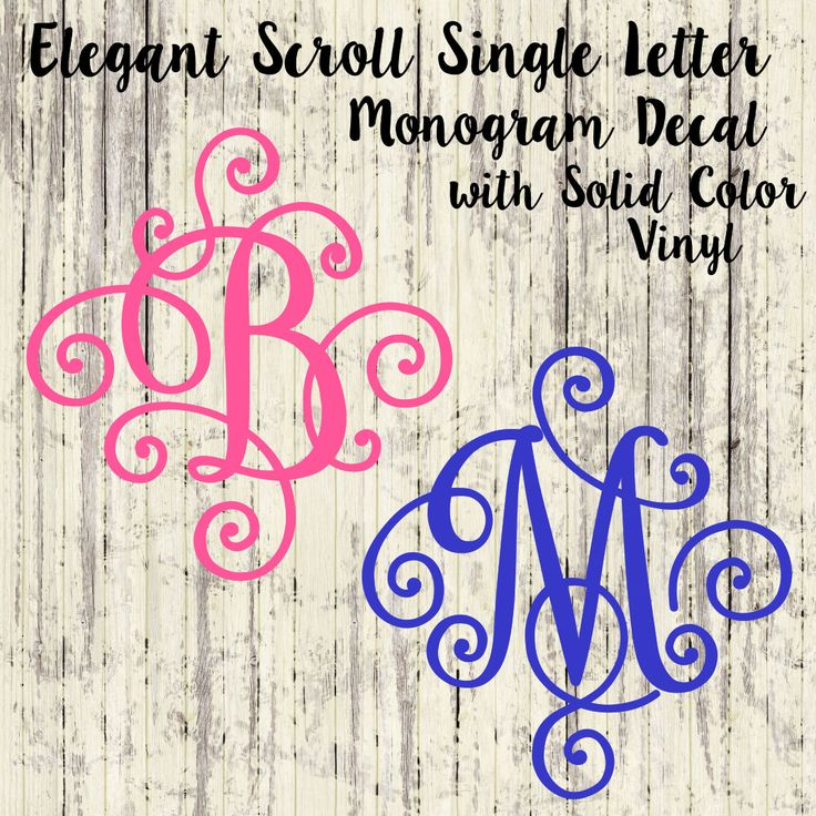 37 best images about monograms on pinterest