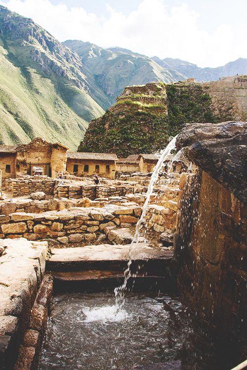 ollantaytambo, peru | travel photography #ruins