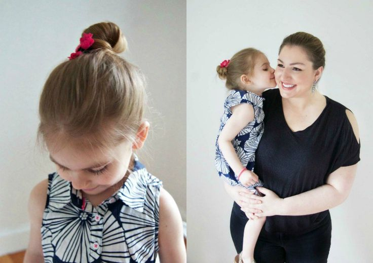 You'll Love These Easy Mother and Daughter Hairstyles for Spring
