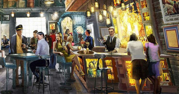 What's on the 'Indiana Jones' Bar Menu at Disney World? -- Disney World's brand new 'Indiana Jones' bar and restaurant features a number of references to the iconic movie franchise. -- http://movieweb.com/indiana-jones-bar-restaurant-menu-disney-world/