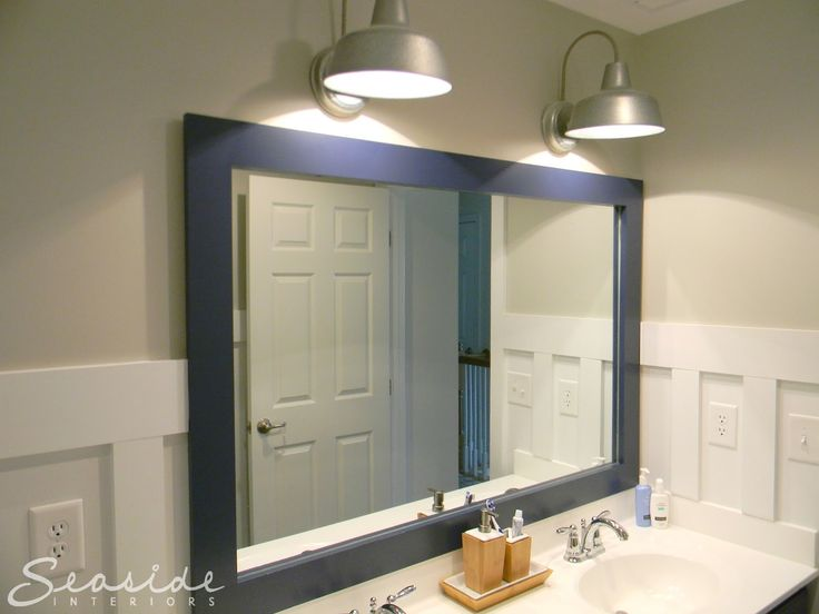 Seaside Interiors Kids Nautical Bathroom Reveal