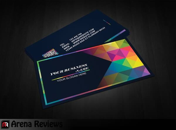 75 Free Business Card Templates That Are Stunning Beautiful Graphic Design Business Card Free Business Card Templates Visiting Card Templates