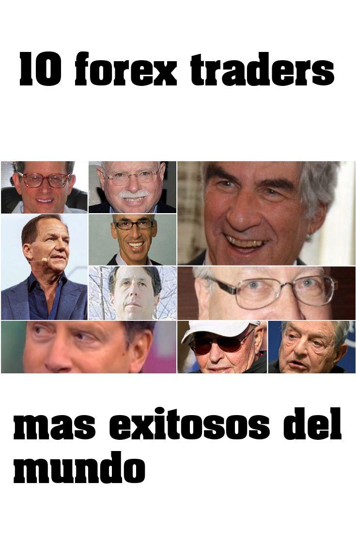 Los 10 forex traders mas exitosos del mundo