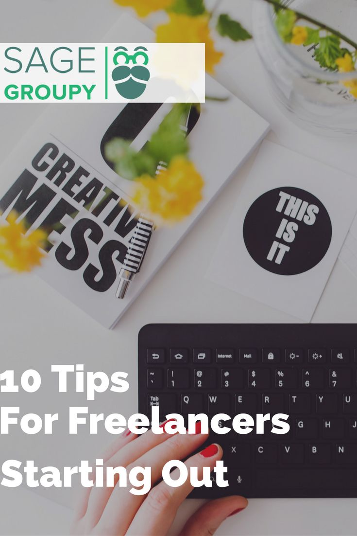 If you have decided to try freelancing, here are  10 things you should know.