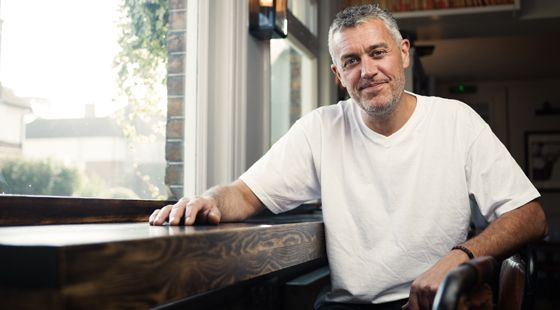 How Paul Merrett embraced the ever-growing gastropub movement  ||  It's been more than a decade since Paul Merrett left the world of fine dining and embraced the ever-growing gastropub movement. Now, his Jolly Fine Pub Group is quietly winning awards and building a loyal army of locals in west London. Tom Vaughan went to meet him…